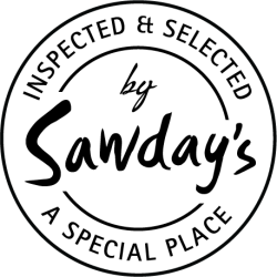 Accredited by Sawdays as a Special Place and Pub